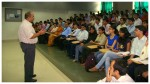 Mr. Ajay Marwaha interacting with the students